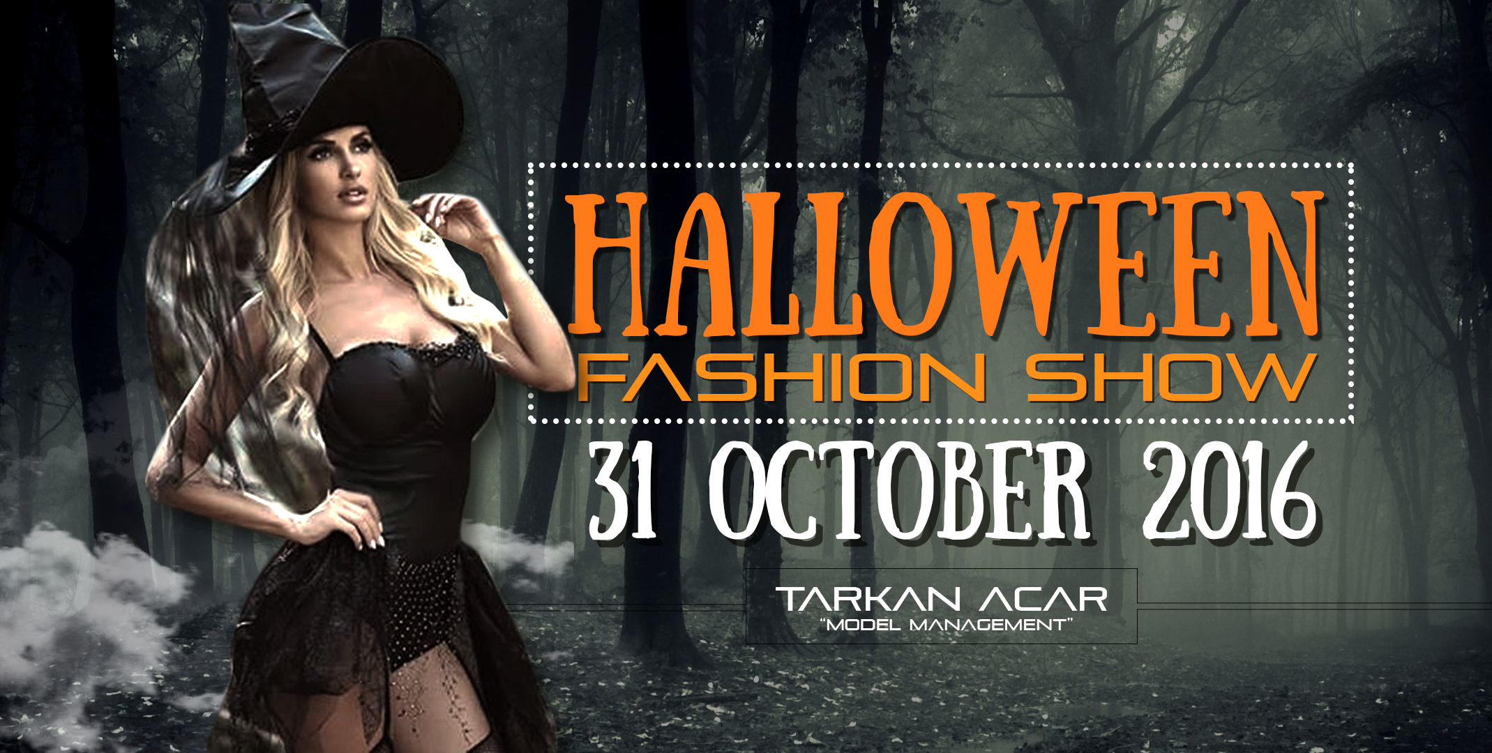 Halloween Fashion Show 2016