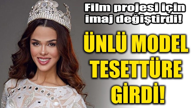 Best Model of Turkey 2017 birincisi Aslıhan Karalar, tesettüre girdi!
